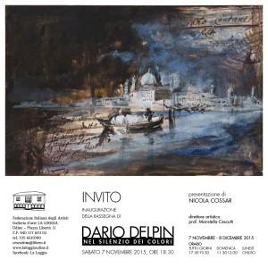 Dario Delpin – Nel silenzio dei colori