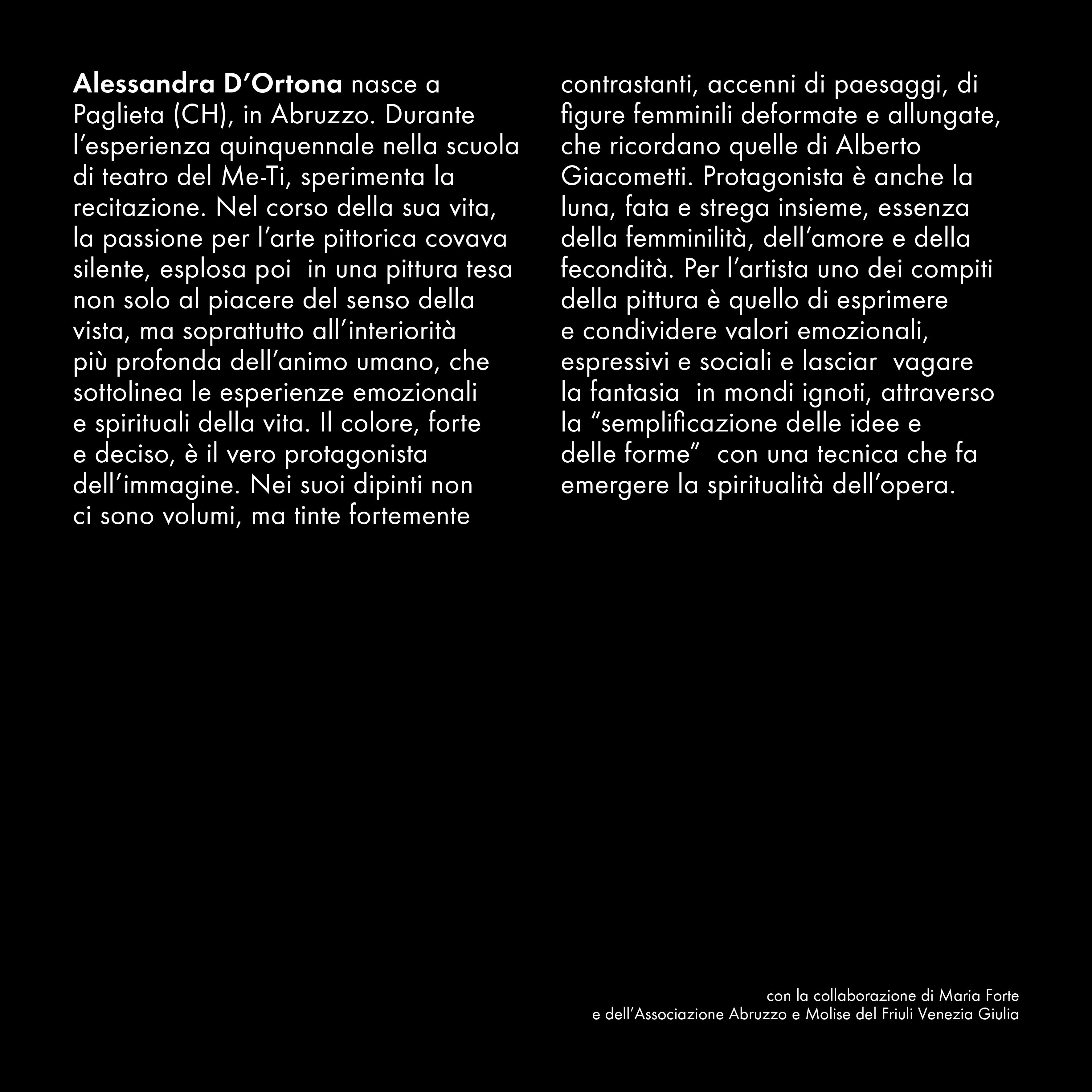 Alessandra D'Ortona